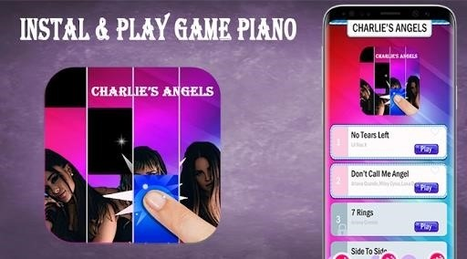 Скриншот Charlies Angels: The Game для Android