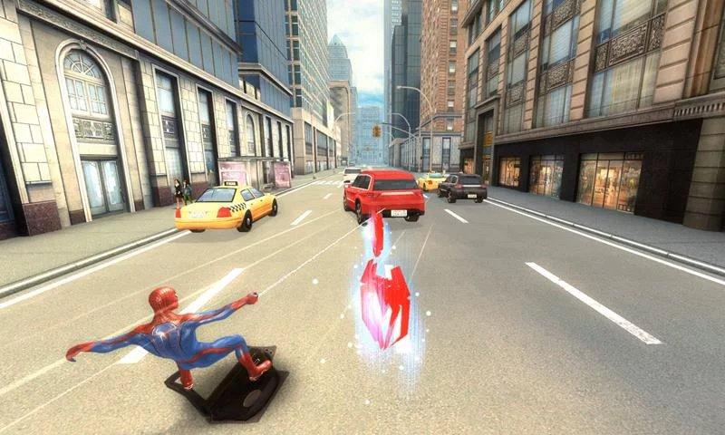 Скриншот Человек Паук для Android