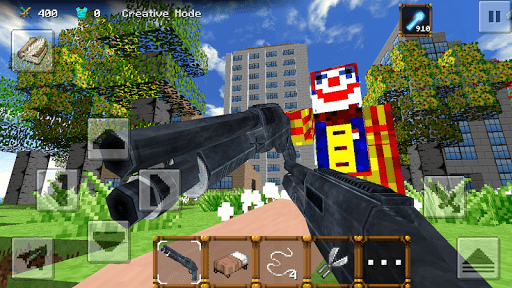 Скриншот City Craft 3: TNT Edition для Android