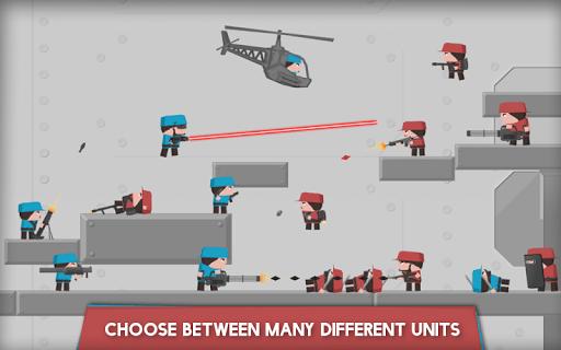 Скриншот Clone Armies для Android