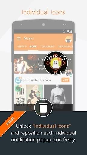 Скриншот C Notice для Android