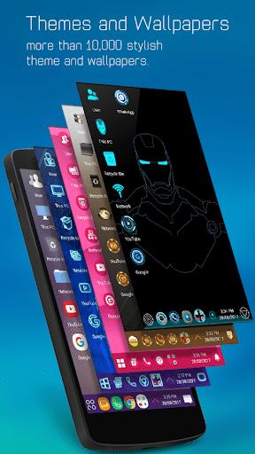 Скриншот Computer Launcher для Android