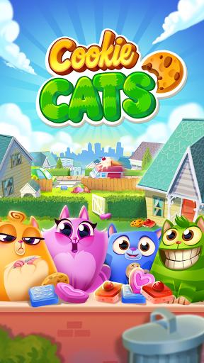 Скриншот Cookie Cats для Android