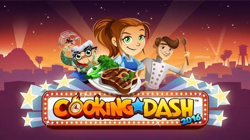 Скриншот COOKING DASH 2016 для Android