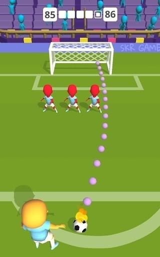 Скриншот Cool goal для Android