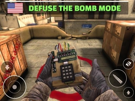 Скриншот Counter Attack 3D для Android
