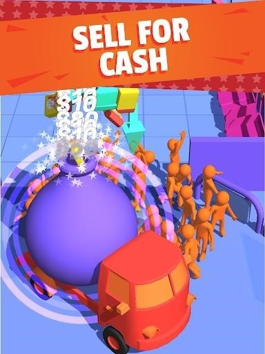 Скриншот Crazy Shopping для Android