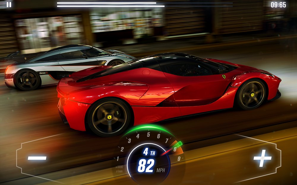 Скриншот CSR Racing 2 для Android