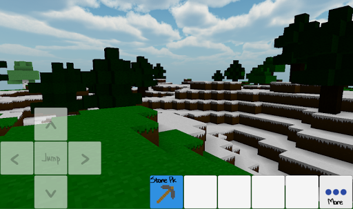 Скриншот Cubed Craft: Survival для Android