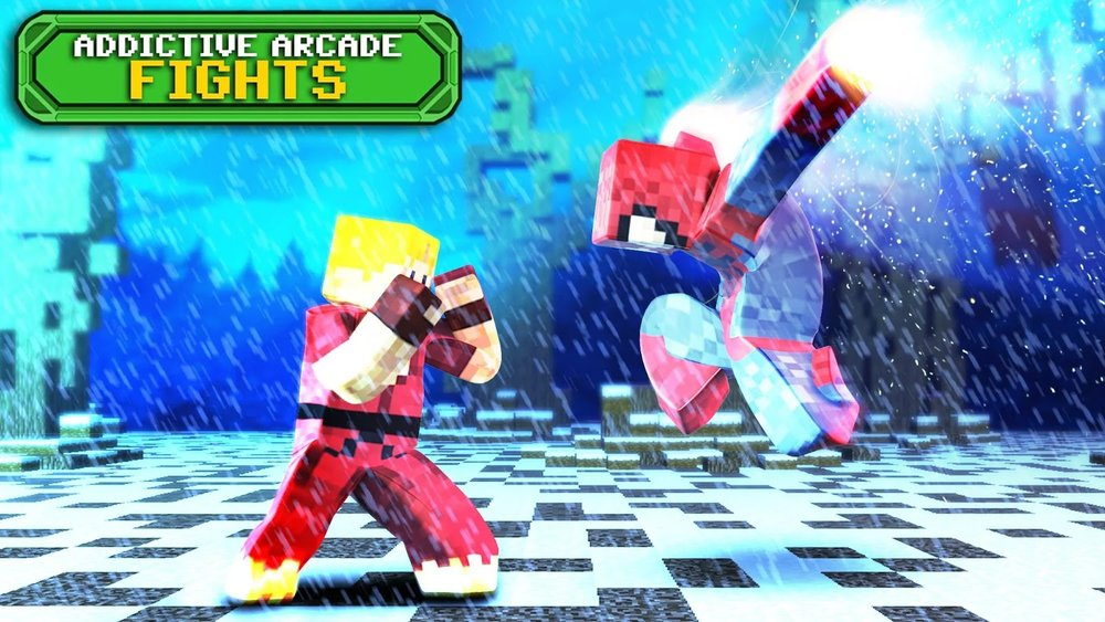 Скриншот Cube Fighter 3D для Android