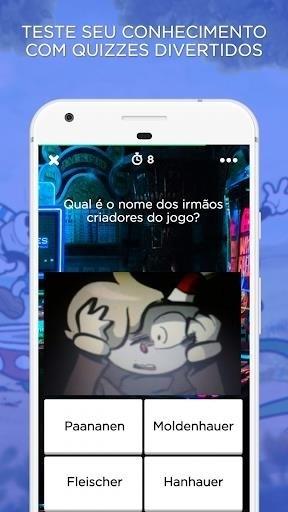 Скриншот Cuphead Mobile для Android