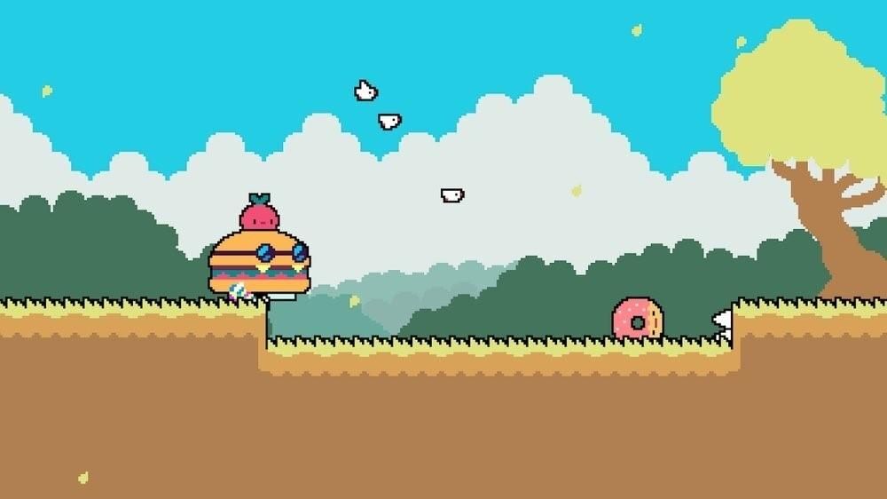 Скриншот Dadish для Android