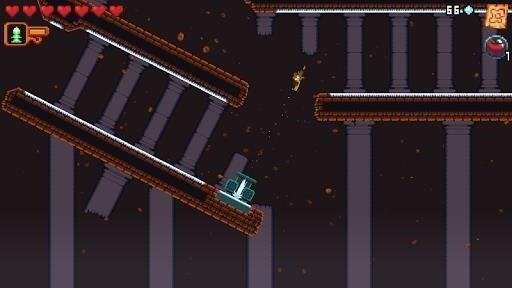 Скриншот Dandara для Android