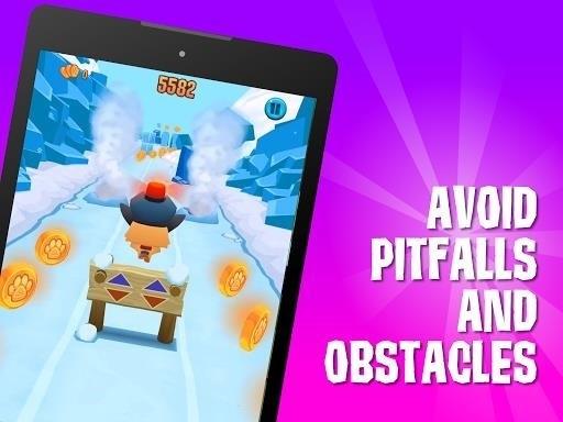 Скриншот Dash Tag — Fun Endless Runner для Android