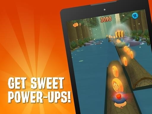 Скриншот Dash Tag — Fun Endless Runner для Android
