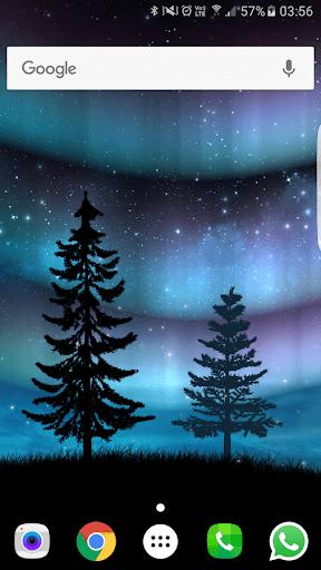 Скриншот Day Night Live Wallpaper (All) для Android
