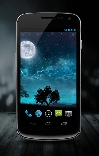 Скриншот Day Night Live Wallpaper (All) для Android