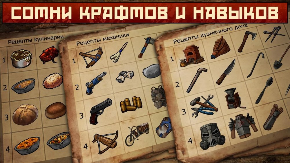 Скриншот Day R Survival для Android