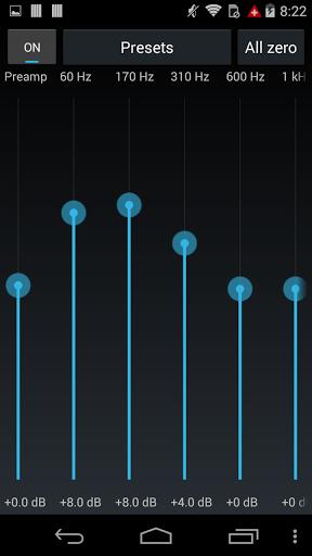 Скриншот DeaDBeeF free plugins pack для Android