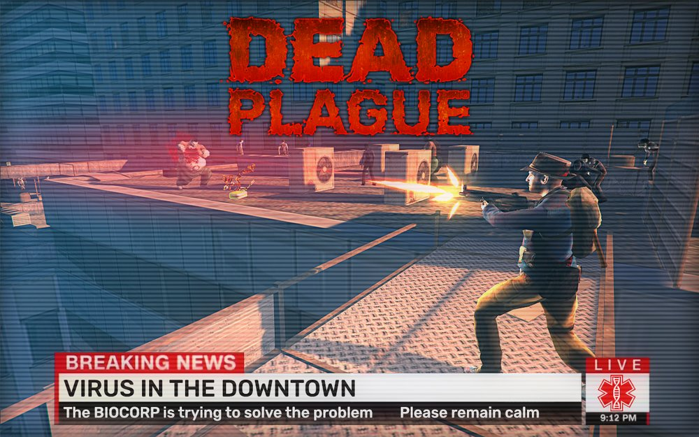 Скриншот DEAD PLAGUE: Zombie Outbreak для Android