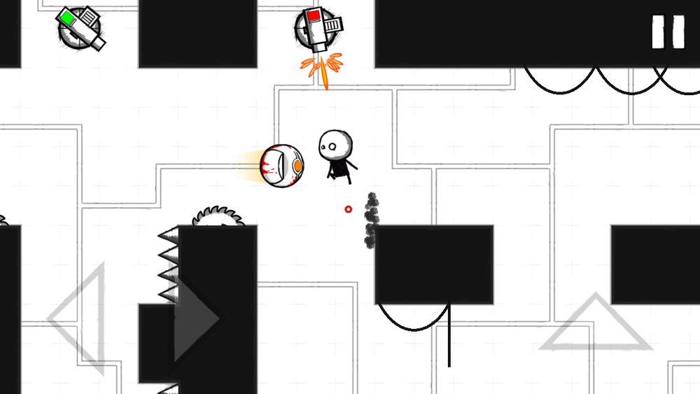 Скриншот Deadroom для Android