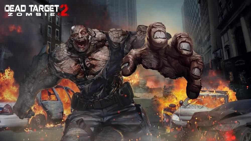 Скриншот DEAD TARGET 2 для Android