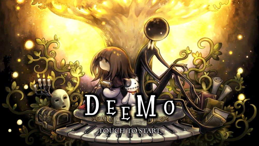 Скриншот Deemo для Android