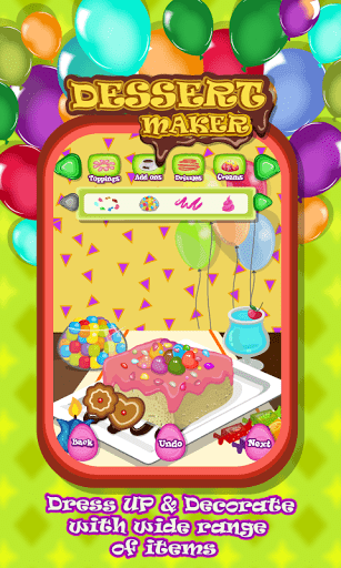 Скриншот Десерт чайник для Android