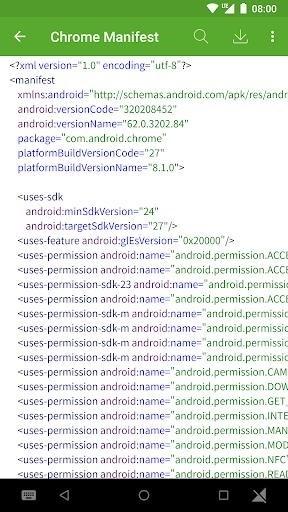 Скриншот Dev Tools Pro для Android