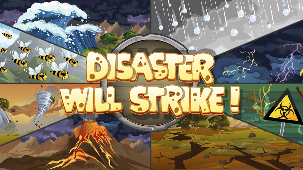 Скриншот Disaster Will Strike для Android