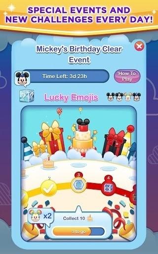 Скриншот Disney Emoji мания для Android