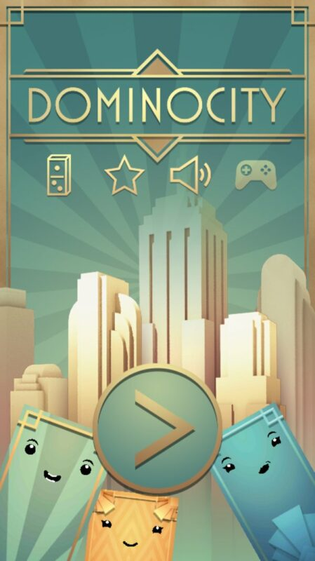 Скриншот Dominocity для Android