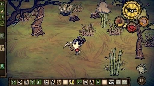 Скриншот Don t Starve: Shipwrecked для Android