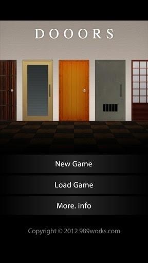 Скриншот DOOORS — room escape game — для Android