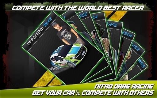 Скриншот Drag battle: Racing для Android