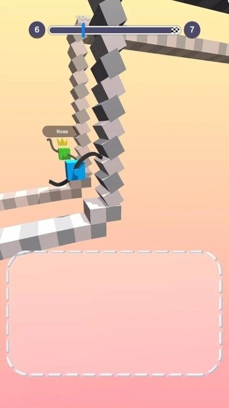 Скриншот Draw Climber для Android