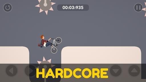 Скриншот Draw Rider 2 для Android