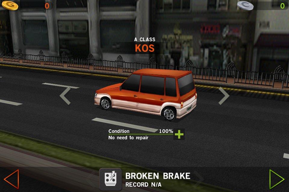Скриншот Dr.Driving для Android
