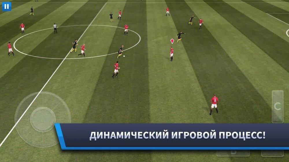 Скриншот Dream League Soccer 2017 для Android