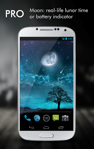 Скриншот Dream Night Pro для Android