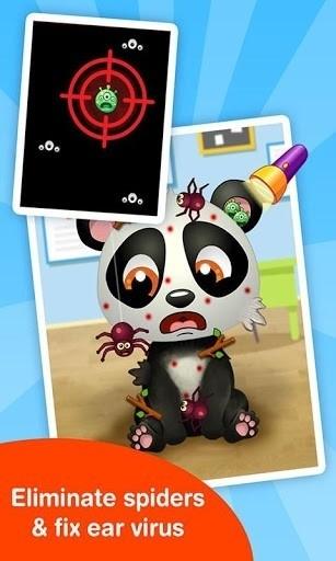 Скриншот Dr Pandas Hospital для Android