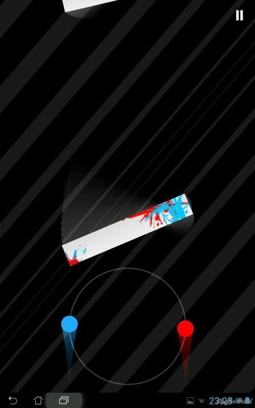 Скриншот Duet для Android