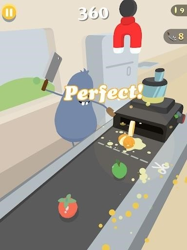 Скриншот Dumb Ways To Die 3 : World Tour для Android