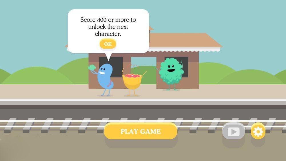 Скриншот Dumb Ways to Die Original для Android