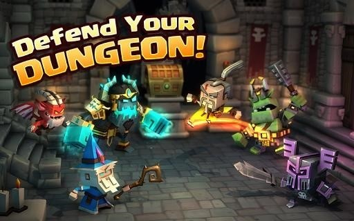 Скриншот Dungeon Boss для Android