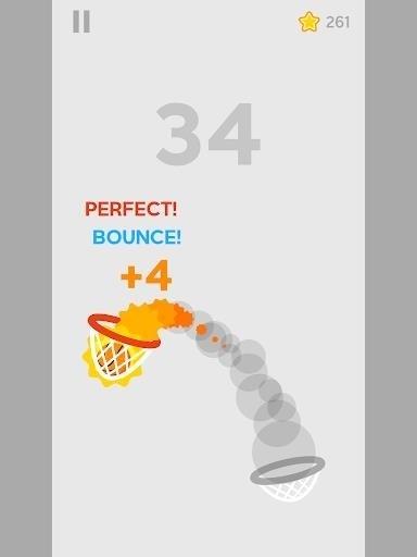 Скриншот Dunk Shot для Android