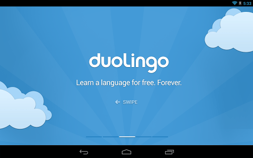 Скриншот Duolingo: Learn Languages Free для Android