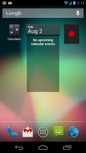 Скриншот Easy Voice Recorder для Android
