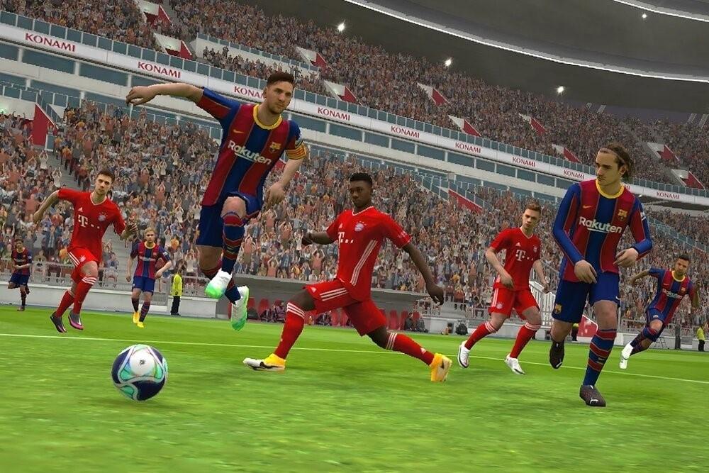 Скриншот eFootball PES для Android