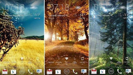 Скриншот Экран-панорама / Panoramic Screen для Android